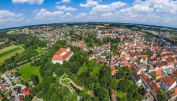 Panorama-Tour Friedberg ist ONLINE.