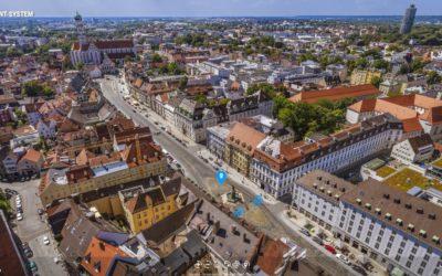 Webinar: Das UNESCO-Welterbe Augsburg im Netz – Neue innovative Möglichkeiten